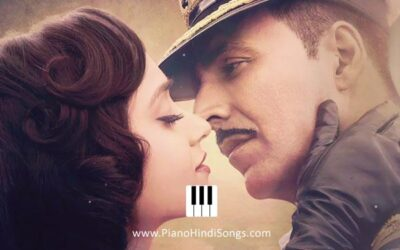 Dekha Hazaron Dafa | Rustom | Piano | Notes