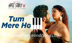 Tum Mere Ho | Hate Story 4 | Piano | Notes