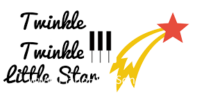 Twinkle Twinkle Little Star | Piano | Notes | Tunes
