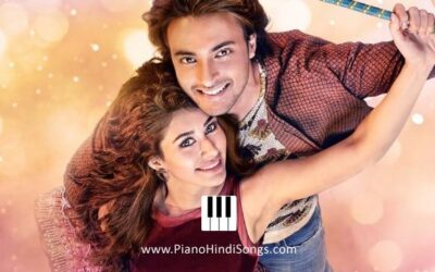 Chogada | Loveratri | Piano | Notes