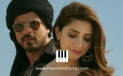 Zaalima | Raees | Piano | Notes