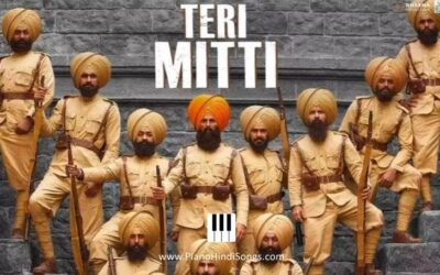 Teri Mitti | Kesari | Piano | Notes